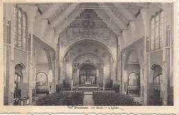 ZONNEBEKE - De Kerk - édit. Durnez - Zonnebeke