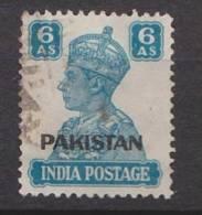 Pakistan, 1947, SG 10, Used - Pakistan
