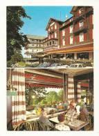 Cp, Commerce, Bühl (Allemagne) - Plättig-Hotel, Multi-Vues, Voyagée - Commerce