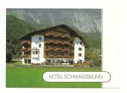 Cp, Commerce, Stans (Autriche) - Hotel Schwarzbrunn - Commercio