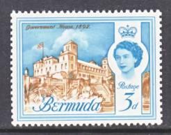 Bermuda 177   **  GOVERNMENT HOUSE - Bermuda
