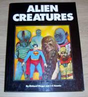 Alien Creatures Richard Siegel And Jean-Claude Suarès Reed Books 1978 First Edition - Films