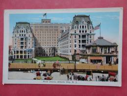 - New Jersey > Atlantic City --Hotel Dennis  Vintage Wb ===   ===  =ref  826 - Atlantic City