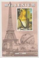 Albrecht Durer, German Painter, Mathematician, Mathematics, Art, Deluxe Sheet Tchad / Chad - Arte