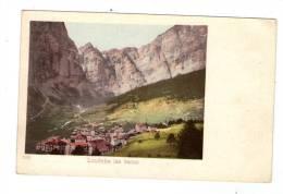 Cp , SUISSE , Louêche Les Bains , Union Postale Universelle , Vierge , Dos Simple - VD Vaud