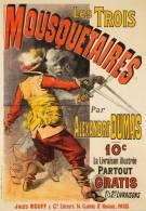 @@@ MAGNET - Les Trois Mousquetaires. 1887 - Publicitaires