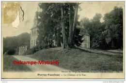 Perray Vaucluse (Sainte Geneviève Des Bois) - Le Château Et Le Parc - Sainte Genevieve Des Bois