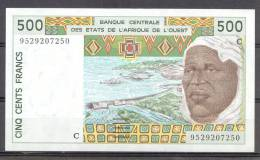 Bourkina Burkina Fasso 500 Fr 1995 UNC - Billets