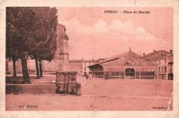 17 JONZAC PLACE DU MARCHE - Jonzac