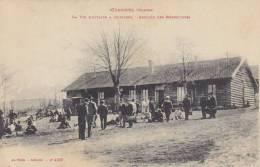 88-Corcieux-La Vie Militaire à Corcieux-Arrivée Des Réservistes (Weick 4260) - Corcieux