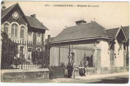 Commentry Hopital St-Louis Chaumont 271 - Commentry