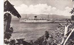 SHIPPING - FRENCH LINE - 'COLOMBIE' - Steamers