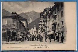 74 - CHAMONIX -- Et Le Brevent - Chamonix-Mont-Blanc