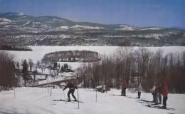 Guest Ski Race , Sugar Hill , Gray Rocks Inn , ST JOVITE , Quebec , Canada , 50-60s - Quebec