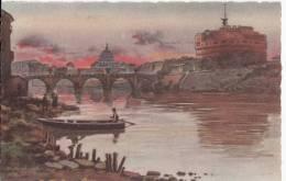 PRIMI 900 - ROMA - ED. ARTISTICHE SCROCCHI - FONTANA DEL MOSE' - PINCIO - Roma