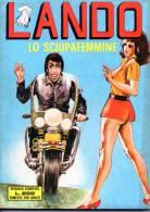 LANDO N°1 LO SCIUPAFEMMINE - Libri, Riviste, Fumetti
