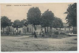 COSNE SUR LOIRE - Intérieur De La Caserne Binot (animée ) - Cosne Cours Sur Loire