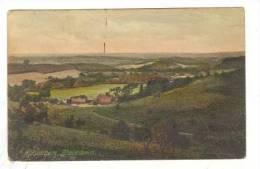 Haslemere , Surrey, England PU-1910, Blackdown - Surrey