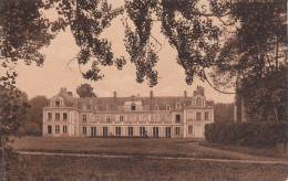 CPA 49  CHAMPIGNE, Château Des Briottieres. - Other Municipalities