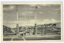 C.P.M. Bredene Sur Mer - Entrée Vers La Plage - Bredene