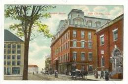Chrocker House, New London, Connecticut, 1900-10s - United States