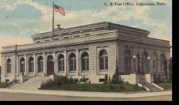 Nebraska Columbus U S Post Office - Columbus