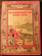 Les Naufrages Du Porc Epic / Line Deberre - Jeux De Société