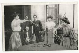 LES SPORTS. -   Le Spiro-Ball - Cartes Postales