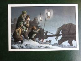 Carte Postale - Magasin Général - 4  Loisel - éditions Granit - Décembre 2006- Carte Neuve, Très Bon état - Cartes Postales
