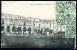 CPA. Ruines Du Séminaire De Verrières En 1916. - France