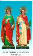 SS. COSMA E DAMIANO M- DEPRESSA (LE) - Mm. 70X120 - PR - M - Religione & Esoterismo
