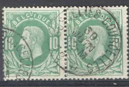 _Me068: N°30: E9: GOSSELIES-COURCELLES - 1869-1883 Leopold II.