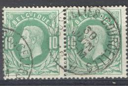 _Me068: N°30: E9: GOSSELIES-COURCELLES - 1869-1883 Léopold II