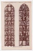 Les Vitraux De Bourges (XIIIe S.) D´après Les P. Cahier Et Martin, Madeleine Et La Jussienne, éd. A. Auxenfans - Bourges