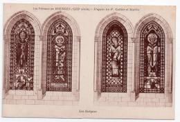 Les Vitraux De Bourges (XIIIe S.) D´après Les P. Cahier Et Martin, Les Evêques, éd. A. Auxenfans - Bourges