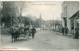 40- CPA    Tartas  (Landes)   ---Rue Victor- Hugo - Tartas