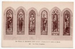 Les Vitraux De Bourges (XIIIe S.) D´après Les P. Cahier Et Martin, Les Petits Prophètes, éd. A. Auxenfans N° 100 - Bourges