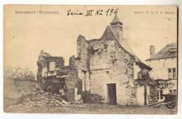 D10570 -Waterloo -Hougomont - Waterloo