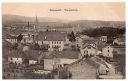 Remiremont, Vue Générale, éd. Royer, Scan Recto-verso - Remiremont