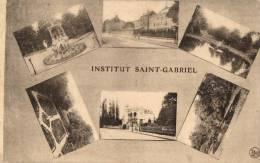 BELGIQUE - ANVERS - BOECHOUT - BOUCHOUT-LEZ-ANVERS - Institut St-Gabriel - Pensionnat - Etudes Commerciales. - Boechout