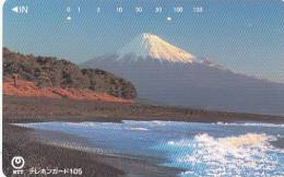 JAPAN - Volcano, 10/94, Used - Volcans