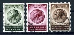 Belgique  :  Yv  991-93  (o) - Belgien