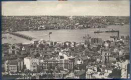 CONSTANTINOPEL, Vue Panoramique De La Corne D'Or, 1920 - Türkei