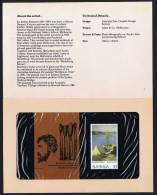 $5  Value Ausralian Painting  In Original Australia Post Folder  MNH ** - 1980-89 Elizabeth II