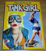 The Making Of Tank Girl Frank Wynne Titan Books 1995 - Films