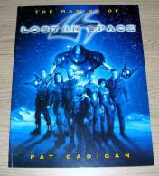 The Making Of Lost In Space Pat Cadigan Titan Books First Edition 1998 - Films