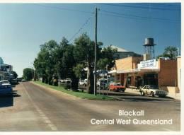 (660) Australia - QLD - Blackall - Australia