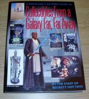 Collectibles From A Galaxy Far Far Away Star Wars Beckett Publications 1st Edition 1999 - Films