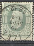 _Me028: N°30: E9: IZEL - 1869-1883 Leopoldo II