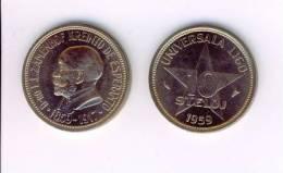(EM) Esperanto Munt Coin Pièce 10-Steloj Coin From 1959 - Munten